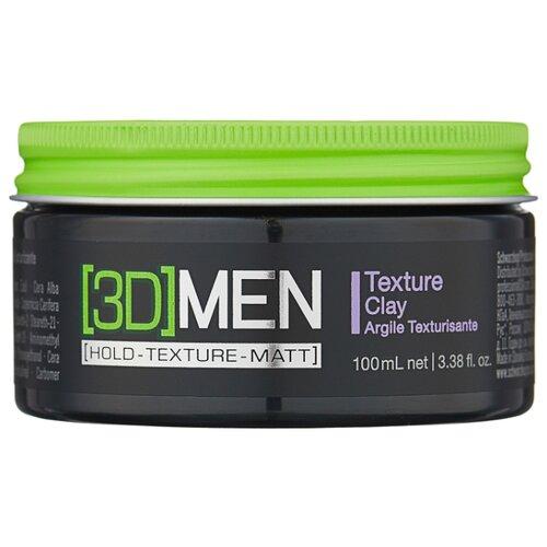 [3D]Men Текстурирующая глина Texture Clay 100 мл