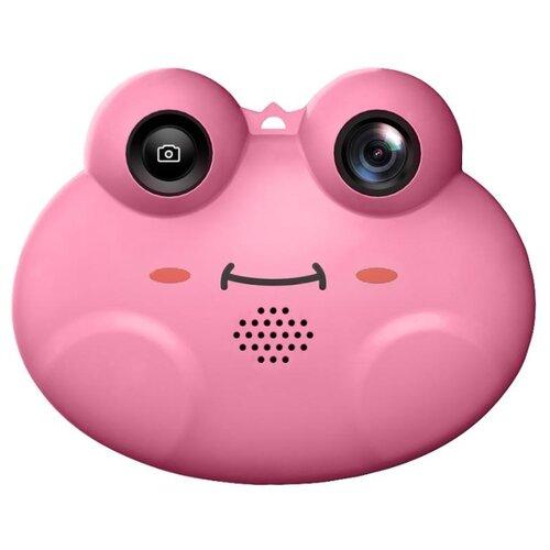 Фото - Детский цифровой фотоаппарат iBest ZA12, розовый детский жилет washes the hei bao foreign trade 1388