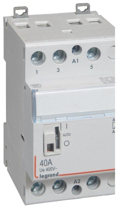 Модульный контактор Legrand 412549 40А