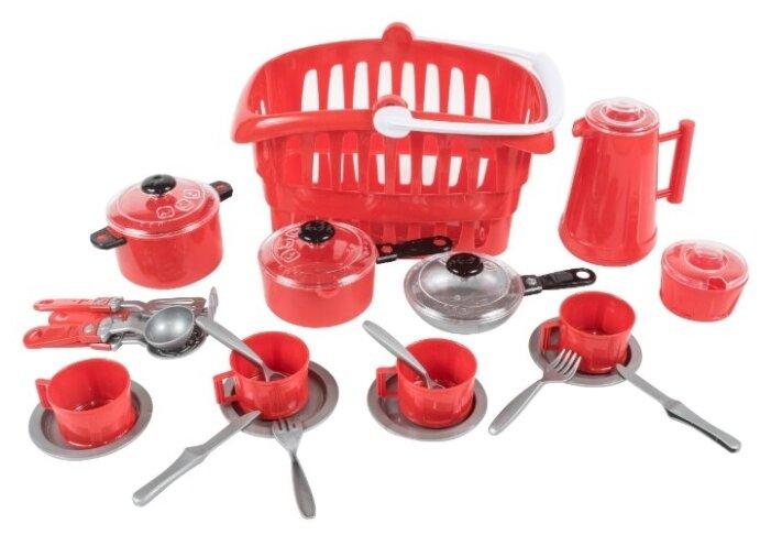 Набор посуды Orion Toys Iriska 8 134