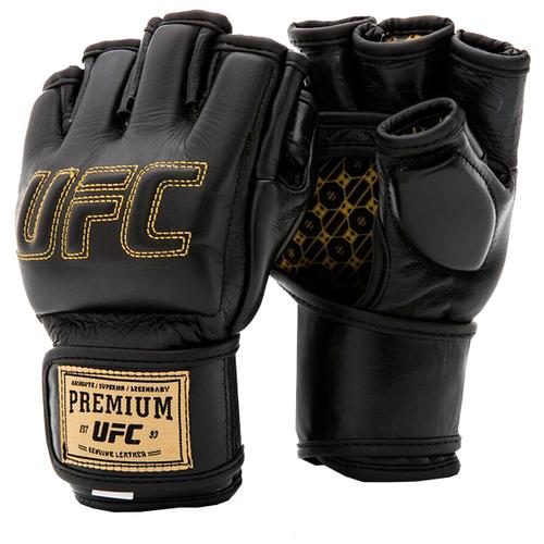 Фото - Перчатки UFC Premium для MMA черный L/XL 6 oz боксерские перчатки ufc sparring 6 16 oz желтый 12 oz