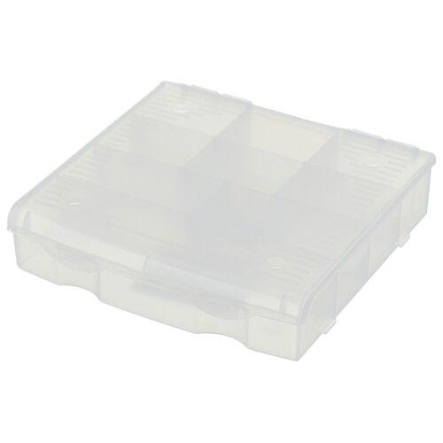 Органайзер BLOCKER для мелочей PC3711 17 х 16 x 4.5 см прозрачный матовый