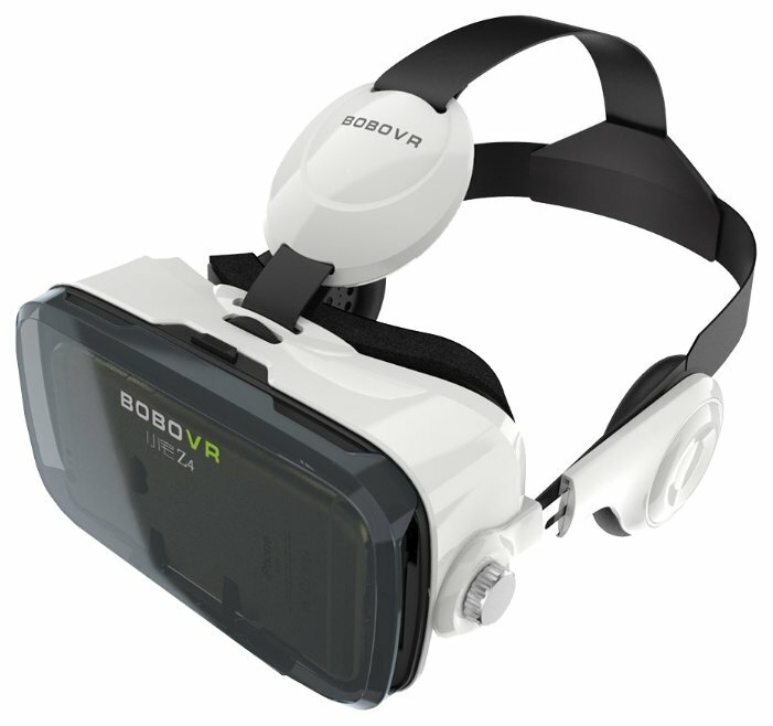 BOBO VR Z4 шлем виртуальной реальности 3D-VR шлем (Белый)