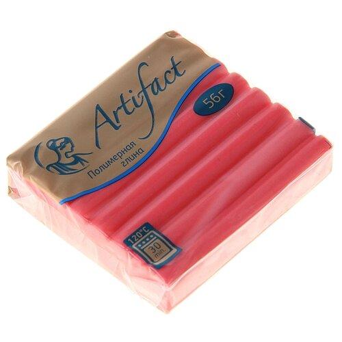 Полимерная глина Artifact Classic розовая (113), 56 г