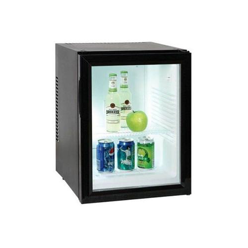 Холодильный шкаф Gastrorag BCW-40B черный