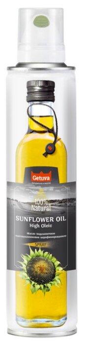 Getuva Масло подсолнечное нерафинированное высокоолеиновое
