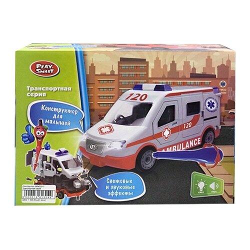 Play Smart Транспорт 1374 Скорая помощь