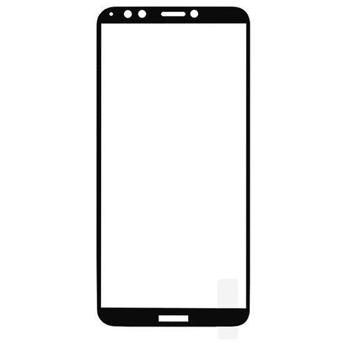 Купить Защитное стекло Akami Fullscreen side glue для Huawei Honor 7C Pro черный