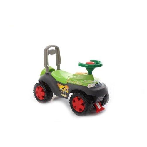 Каталка-толокар Shantou Gepai Сафари 818 зеленый каталка толокар orion toys мотоцикл 2 х колесный 501 зеленый