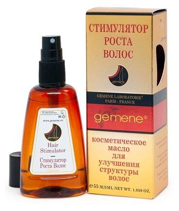 Gemene Стимулятор роста волос Масло для улучшения структуры волос
