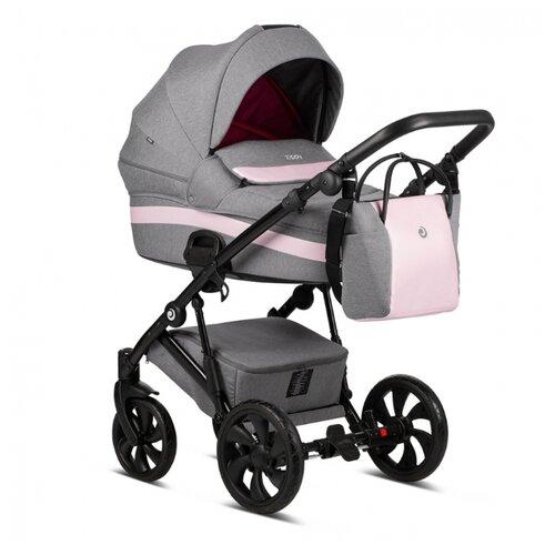 Универсальная коляска Tutis Zippy 2020 (2 в 1) raspberry коляска 3 в 1 tutis zippy viva серый белый 513045
