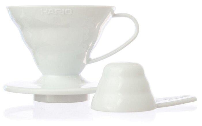 Воронка керамическая HARIO VDC-01R для приготовления кофе