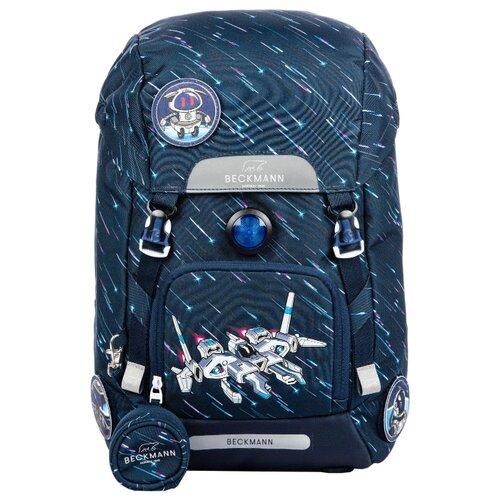 Купить Beckmann Рюкзак Classic Space 22 темно-синий, Рюкзаки, ранцы