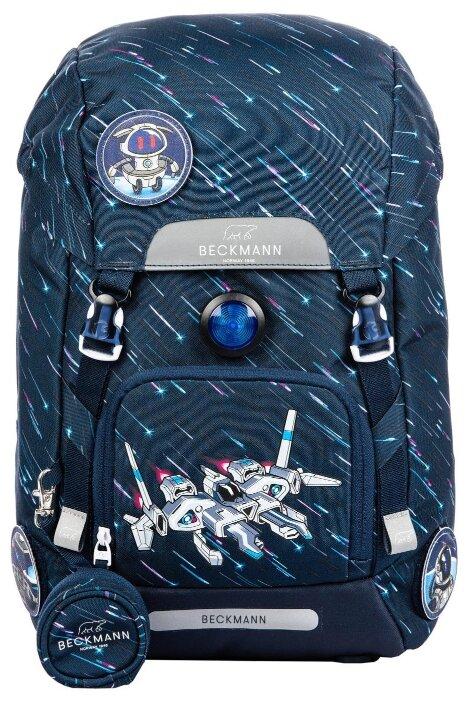 Beckmann Рюкзак Classic Space 22 темно-синий