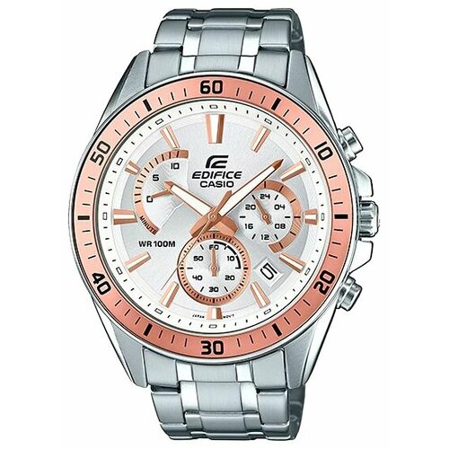 Наручные часы CASIO EFR-552D-7A casio watch business casual waterproof fashion men watch efr 552d 1a efr 552d 1a2 efr 552gl 7a efr 552l 2a page 5 page 5 page 1