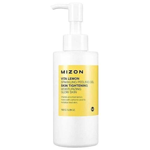 Mizon пилинг-гель для лица Vita Lemon sparkling peeling gel 150 г