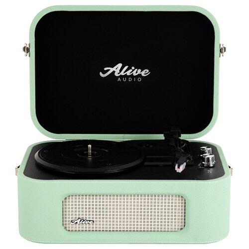 Виниловый проигрыватель Alive Audio Stories Mojito cd проигрыватель audio research