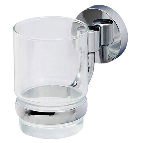 Стакан для зубных щеток WasserKRAFT Rhein K-6228 хром