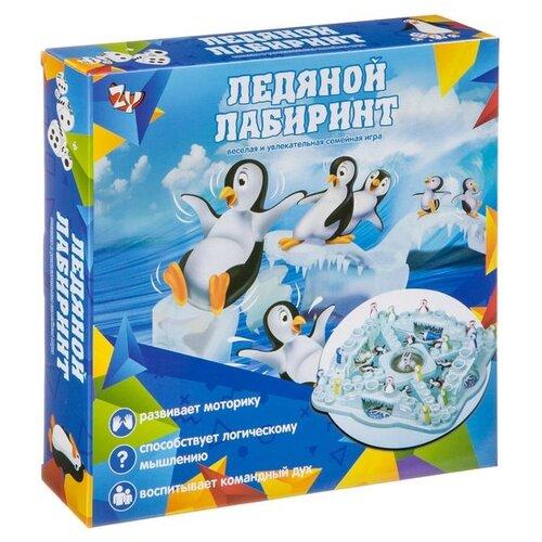 Настольная игра Zhorya Ледяной лабиринт