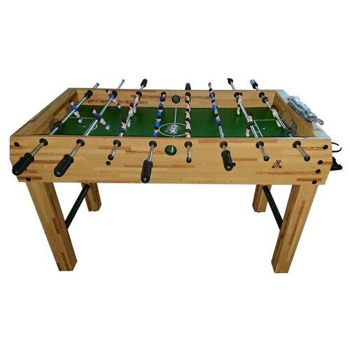 Игровой стол для футбола DFC Sevilla HM-ST-48002 светло-коричневый игровой стол для футбола dfc santos es st 3620 черный желтый