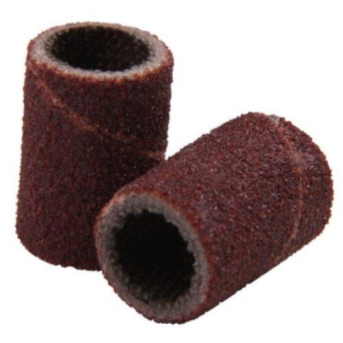 Колпачок Irisk Professional Барабан наждачная F 180 грит, 5 шт (Б871-01-03) коричневый