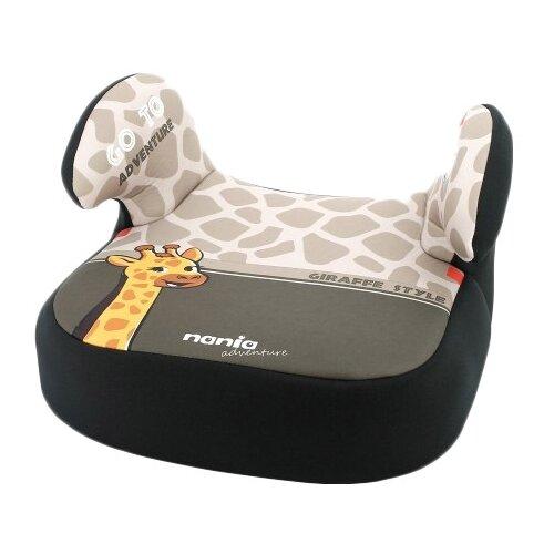 Фото - Бустер группа 2/3 (15-36 кг) Nania Dream Animals (2020), girafe автокресло группа 1 2 3 9 36 кг nania beline sp animals girafe 2020