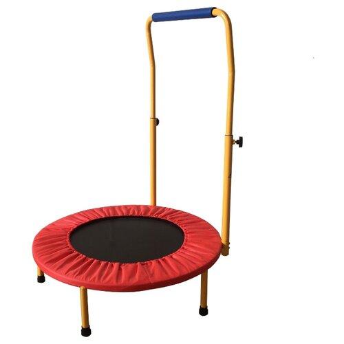 Каркасный батут DFC Trampoline Fitness 32INCH-TR-HB 81х81х116.5 см красный