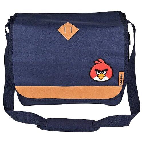 Купить Школьная сумка Action! Angry Birds NSn_00358 синий, Школьные сумки