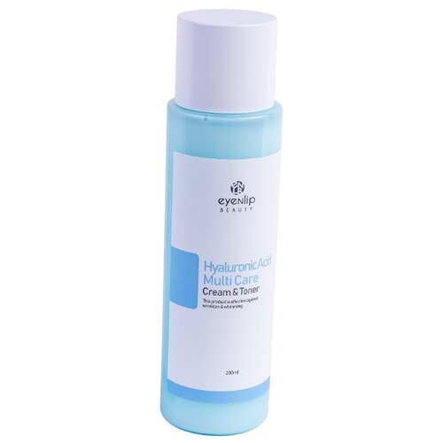 Eyenlip Hyaluronic Acid Multi Care Cream & Toner Тонер-крем гиалуроновый для лица, 200 мл недорого