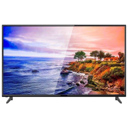 Фото - Телевизор HARTENS HTV-43F02-T2C/B/M 43 (2019) черный телевизор hartens htv 32r01 t2c