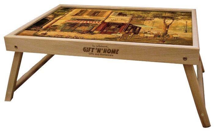 Gift'n'Home Поднос-столик Gift n Home TL (бук)