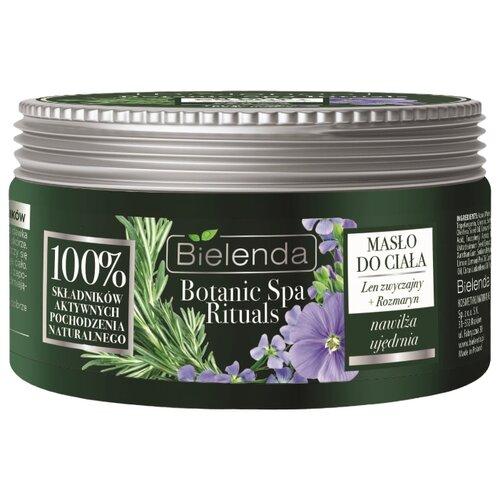 Бальзам для тела Bielenda Botanic Spa Rituals лен + розмарин, 250 мл rituals cosmetics купить в барселоне