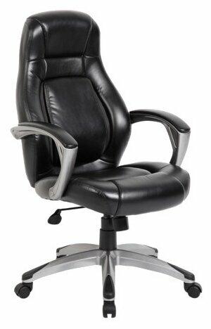 Купить Компьютерное кресло Brabix Turbo EX-569, обивка: искусственная кожа, цвет: черный по низкой цене с доставкой из Яндекс.Маркета (бывший Беру)
