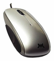 Мышь JiiL Voyager Style Laser JM-VS-03/03 Silver USB