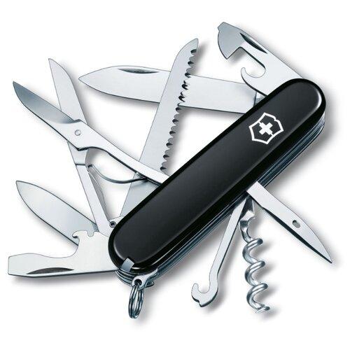 Нож многофункциональный VICTORINOX Huntsman (15 функций) черный