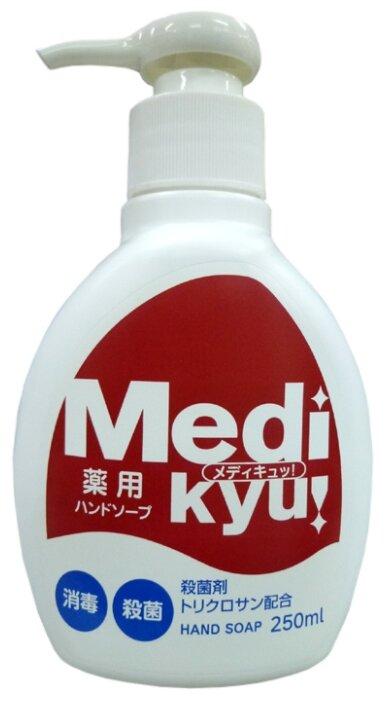 Мыло жидкое Rocket Soap MediKyu с триклозаном