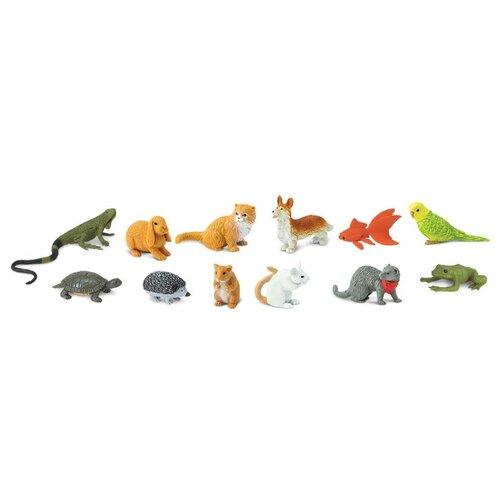 Купить Игровой набор Safari Ltd Домашние питомцы 681504, Игровые наборы и фигурки