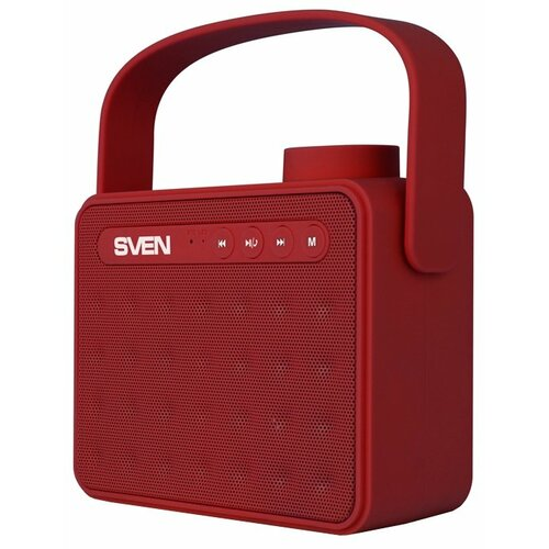 Портативная акустика SVEN PS-72 red