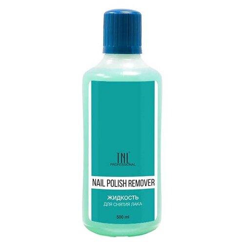 TNL Professional Жидкость для снятия лака 500 мл tnl жидкость для снятия акрила и типс 100 мл