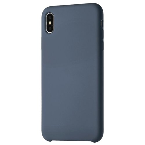 Чехол uBear Touch Case для Apple iPhone Xs Max dark blue