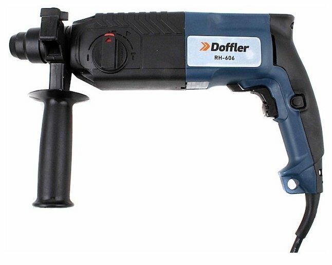 Перфоратор сетевой Doffler RH-606 (2 Дж)