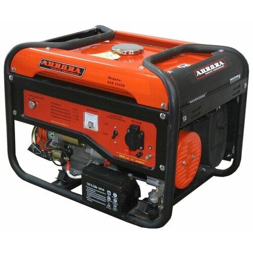 Бензиновый генератор Aurora AGE 3500 D (2500 Вт) matrix socolor beauty dream age d age 505m цвет d age 5m светлый шатен мокка variant hex name 8a584f