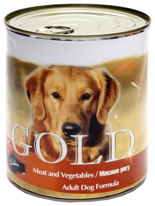 Корм для собак Nero Gold 810г