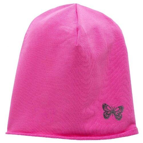 Шапка-бини Chicco размер 006, розовый шапка бини chicco размер 006 розовый