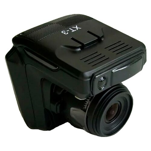 Видеорегистратор с радар-детектором Subini STR XT-3 черныйВидеорегистраторы<br>