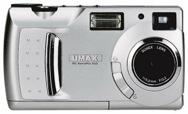 Фотоаппарат Umax AstraPix 540