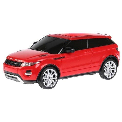 Купить Легковой автомобиль Rastar Land Rover Range Rover Evoque (46900) 1:24 21 см красный, Радиоуправляемые игрушки