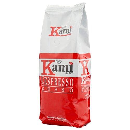 Кофе в зернах Kami Rosso, арабика/робуста, 500 г kami rosso page 7