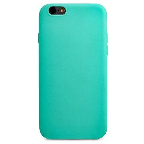 Купить Чехол Pastila TPU Matte для Apple iPhone 6/iPhone 6S бирюзовый