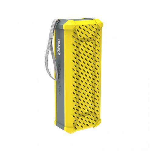 Портативная акустика Ritmix SP-260B жёлтый